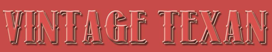 vintage texan logo